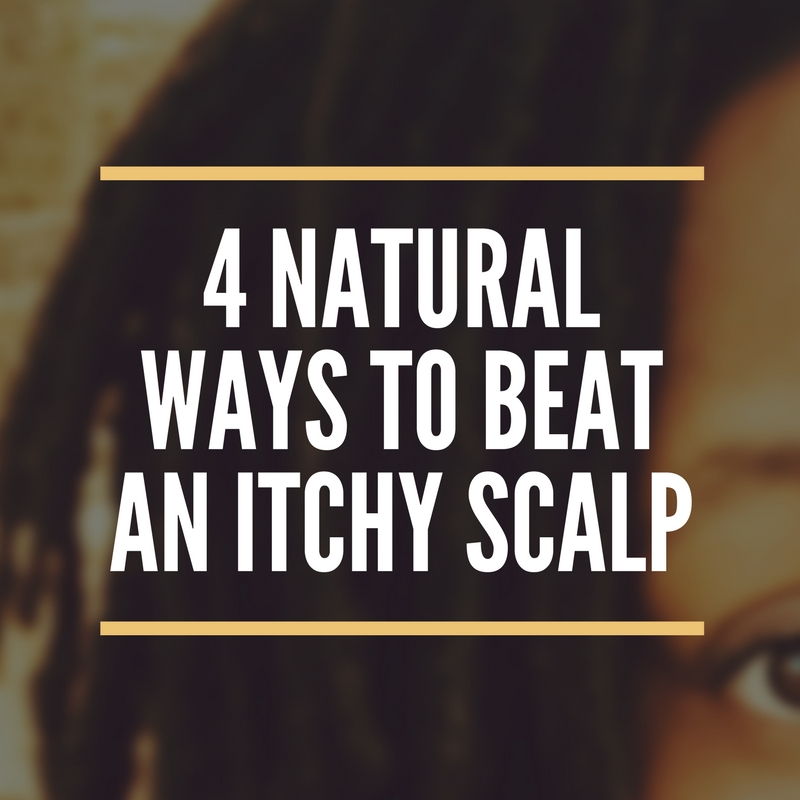 4 Natural Ways to Beat an Itchy Scalp