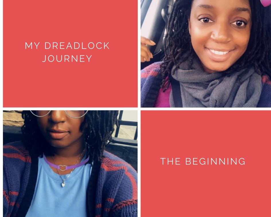 My Dreadlock Journey : TheBeginning